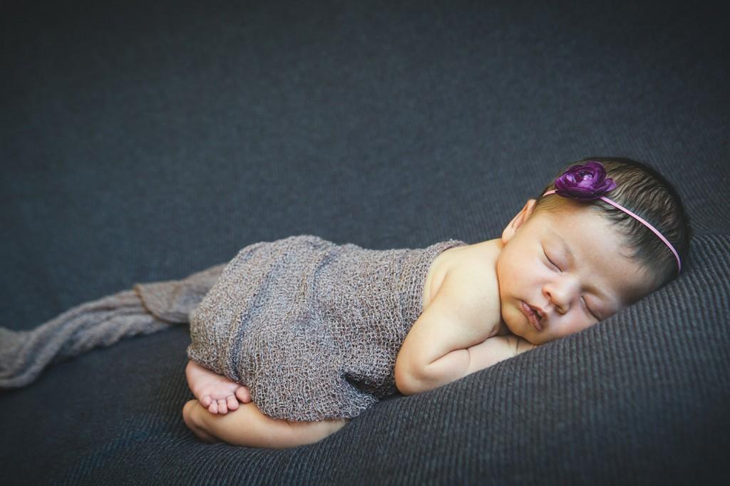 Nyfödd bebis