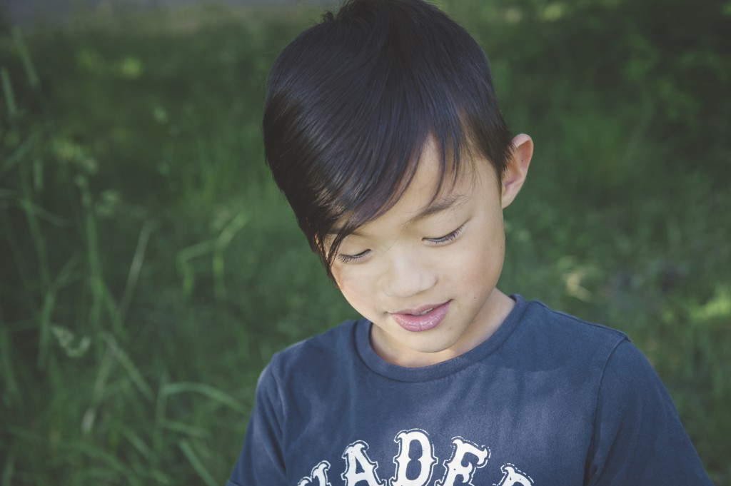Barnfotografering, sommar, skärgården, Playful Heart