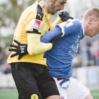 Juan Jose Hervias och Mattias Håkansson