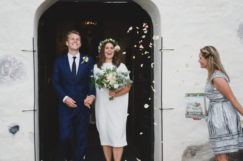 bröllop, Lidingö, sommarbröllop, blommor