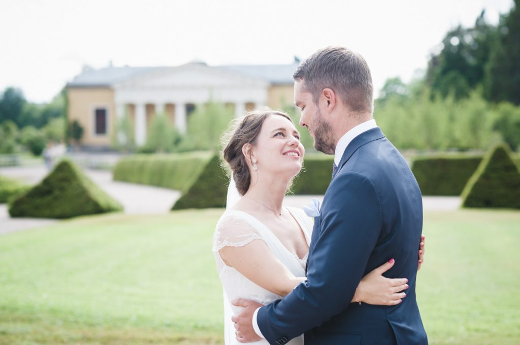 Bröllop, Uppsala, brudpar, bröllopsfotograf, Linneaum