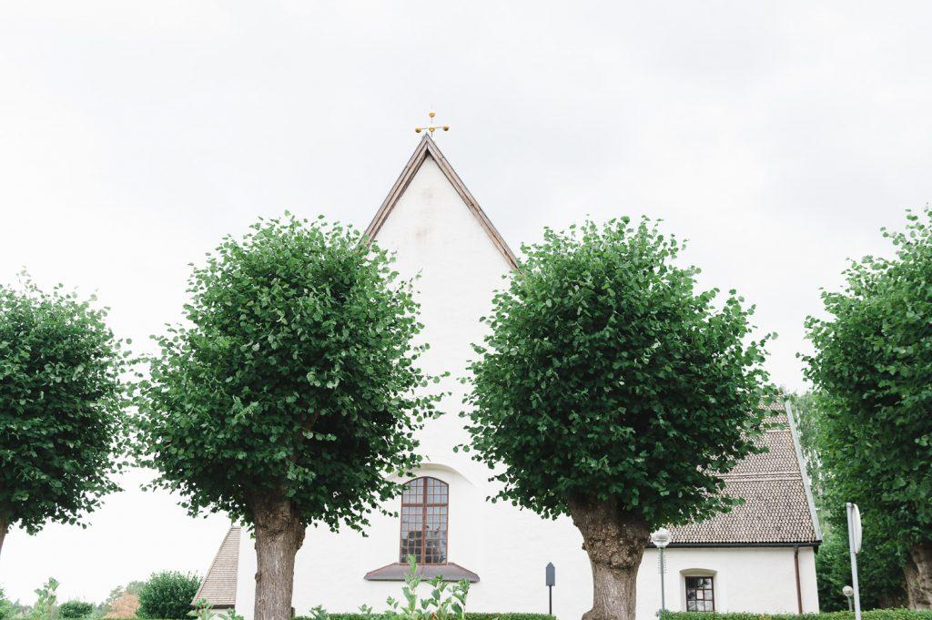 Vigsel, bröllop, kyrklig vigsel, Täby