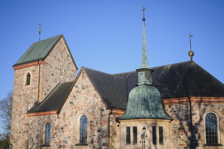 Vallentuna kyrka