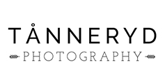 Tånneryd Photography – Bröllopsfotograf i Stockholm logo